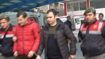 Konya'da FETÖ operasyonu: 5 asker gözaltında