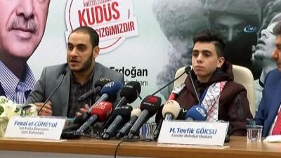 politika -  Kudüs direnişinin genç kahramanı Fevzi El Cüneydi o fotoğrafı anlattı