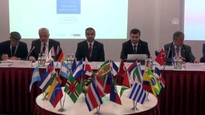'Latin Amerika Ülkeleri Müslüman Toplum Temsilciler Buluşması' - KÖLN