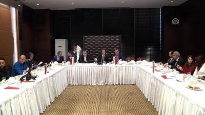 Passolig Genel Müdürü Kazancı: 'Statlardaki seyirci sayıları yükseldi' - ANKARA