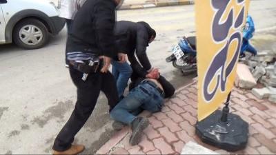 Polis, silahlı gaspçıları böyle yakaladı