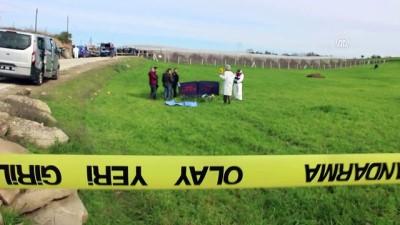 Sarıçam'da bir kişi tarlada tüfekle öldürüldü - ADANA