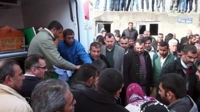 Su dolu çukura düşen iki çocuğun cenazeleri toprağa verildi - KAHRAMANMARAŞ
