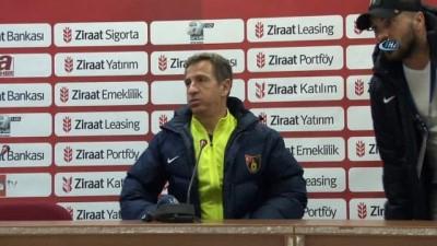 Tamer Avcı: 'İyi oynamamıza rağmen kazanamadık'
