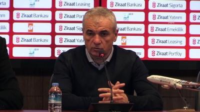Trabzonspor-Atiker Konyaspor maçının ardından - TRABZON