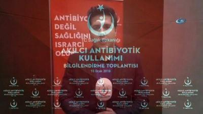 """""""Akılcı İlaç"""" kampanyasına gazetecilerden destek"""