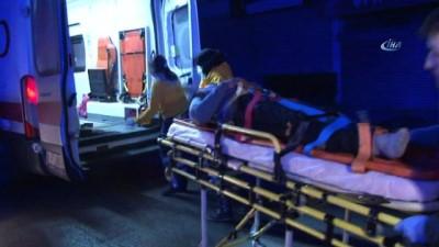 Başkent'te trafik kazası: 7 yaralı