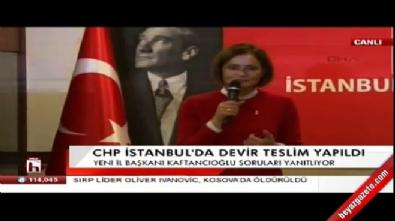Canan Kaftancıoğlu - Canan Kaftancıoğlu'ndan Ümit Kocasakal'a yanıt
