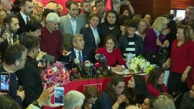 CHP İstanbul İl Başkanlığı'nda devir teslim - Detaylar - İSTANBUL