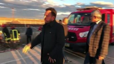 Çumra'da kamyonla otomobil çarpıştı: 4 ölü - KONYA