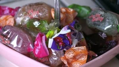 DİYABETLİ HAYATLAR - Diyabetli 'Şeker Teyze'den diyabetli çocuklara rehber kitap - UŞAK