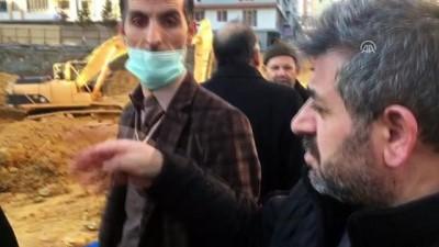 Göçük altında kalan işçi yaşamını yitirdi - İSTANBUL