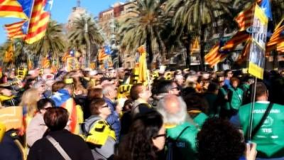 - Katalonya Yeni Başkanını Seçti