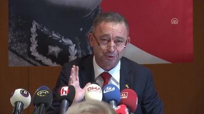 Kocasakal, CHP Genel Başkanlığına adaylığını açıkladı (2) - İSTANBUL