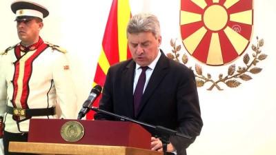 Makedonya'da 'Dillerin Kullanımı Yasası' - ÜSKÜP