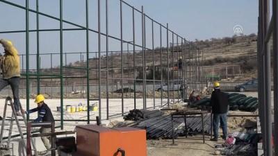Mardin'e sosyal yaşam evi ve spor kompleksi - MARDİN