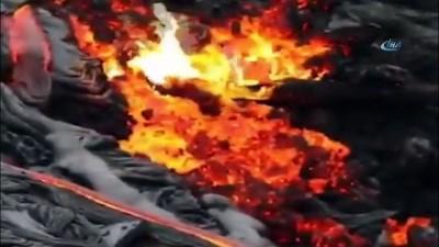 - Mayon dağı lav püskürtmeye devam ediyor