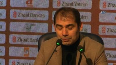 Metin Diyadin: 'Boğulacaksak büyük gölde boğulalım'