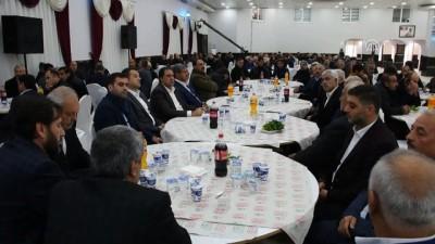 Nusaybin'de husumetli aileler barıştırıldı - MARDİN