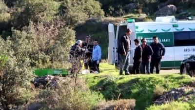 Öldürülen iş adamı memleketinde son yolculuğuna uğurlandı