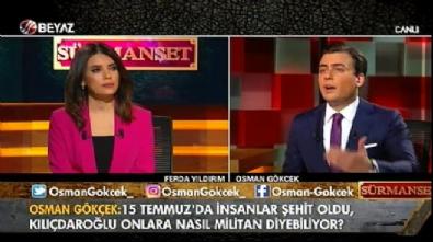 Osman Gökçek: CHP'liler 15 Temmuz destanını kabul etmiyor