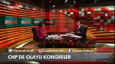 Osman Gökçek: CHP'liler kazanma arzusu içinde
