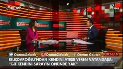 Osman Gökçek: Kılıçdaroğlu, bu nasıl vicdansızlık