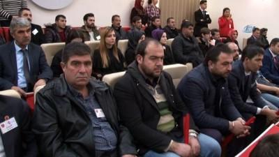 yurt disi -  Şehit yakınları ve gazilere devlet övünç madalyası verildi
