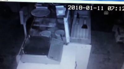Sigara hırsızları kameraya yakalandı - ERZURUM