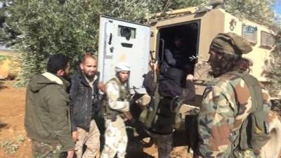 Suriye Muhalif Güçleri İdlib Kırsalında İki Kasabayı Ele Geçirdi