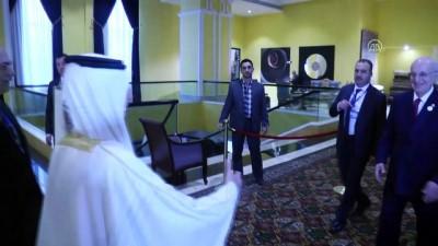 TBMM Başkanı Kahraman, Katarlı mevkidaşı Bin Zeyd Al-i Mahmut ile görüştü - TAHRAN