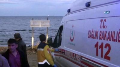 Tekirdağ'da bir kişi denize atlayarak intihar etti