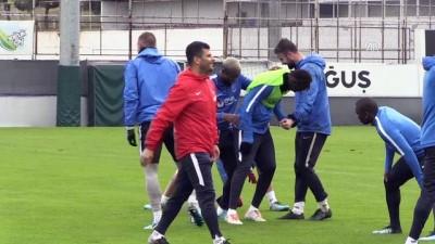 Trabzonspor, Atiker Konyaspor maçı hazırlıklarına başladı - TRABZON