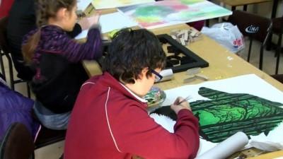 Türkiye'nin geleceğine yön verecek çocuklar, bilim sanat merkezinde yetişiyor