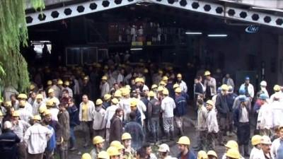 Zonguldak'ta 13 maden ocağında üretim durdu, 38 iş yerine ceza yağdı