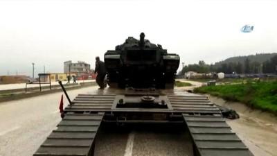 israil -  Afrin'i PKK avcısı tanklar vuracak