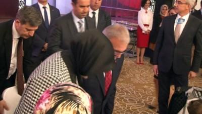 - Antalya'da Devlet Övünç Madalyası ve Beraatı Tevcihi Töreni