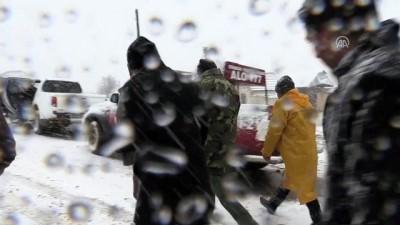 Askeri uçağın düşmesi - Kaza kırım ekibi yola çıktı - ISPARTA