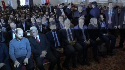 """israil -  Bilal Erdoğan: """"Bizim alfabemizin bu kadar hızlı değiştirilmesinin en önemli maksadı, geçmiş ile olan bağımızı en hızlı şekilde kesmekti"""""""
