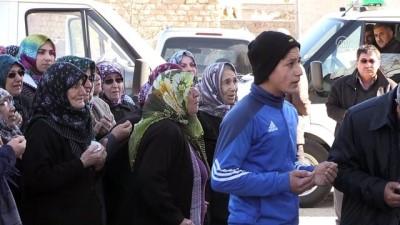 Cenaze töreninden dönerken kazada ölen aile üyeleri toprağa verildi - KARAMAN