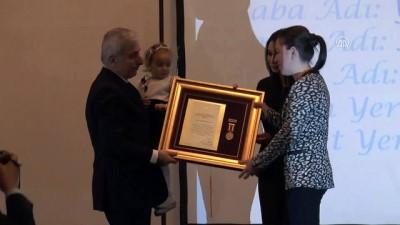 Devlet Övünç Madalyası ve Beratı Tevcih Töreni - KAYSERİ