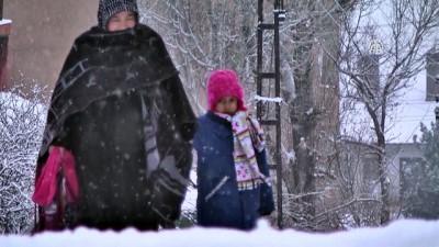 Doğu Anadolu Bölgesinde kış - KARS