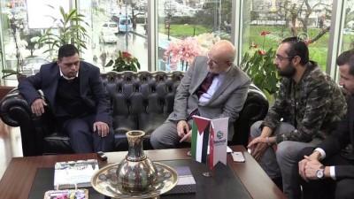 Filistinli Down Sendromlu Muhammed El Tavil Beykoz'da - İSTANBUL