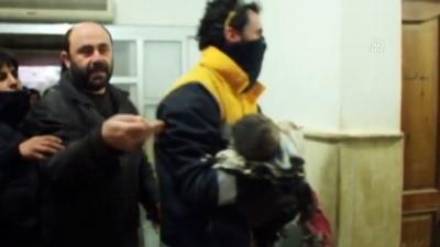 İdlib'de hava saldırıları: 5 ölü