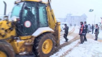 Isparta'da düşen uçak için kaza kırım ekibi bölgede