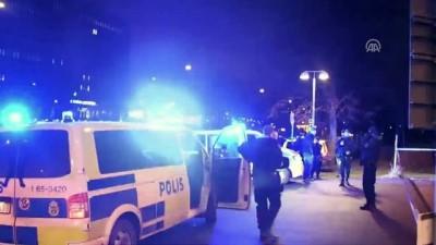 İsveç'te polis karakoluna bombalı saldırı - STOCKHOLM