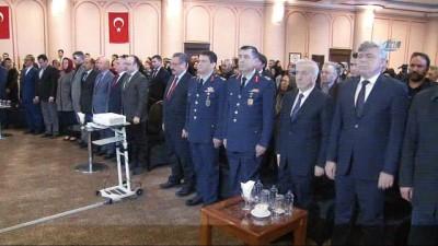 Kayseri'de 29 şehit ailesine 'Devlet Övünç Madalyası' verildi