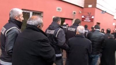 Kayseri'de tefecilik operasyonu: 12 gözaltı