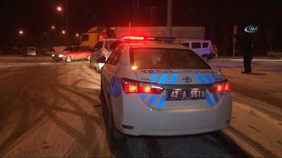 Konya'da ulaşıma kar engeli... Sürücüler yolda kaldı