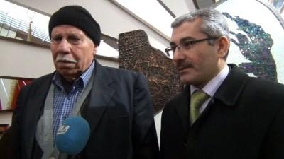 Mardin'de şehit yakınları ve gazilere 'Devlet Övünç' madalyası verildi